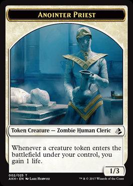 Token: Anointer Priest