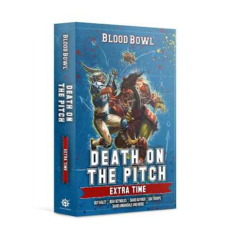 Death On The Pitch: Extra Time (Pb)