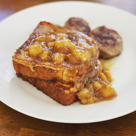 The Lost Recipe - My Grandfather's French Toast