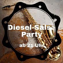 Montag Salsa Party Esslingen