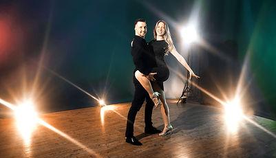 Salsa Online Tanzkurs streamen mit Marian & Isabell