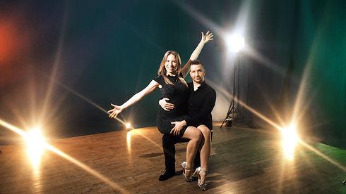 Online Tanzkurs Privatkurs bzw. Privatunterricht streamen