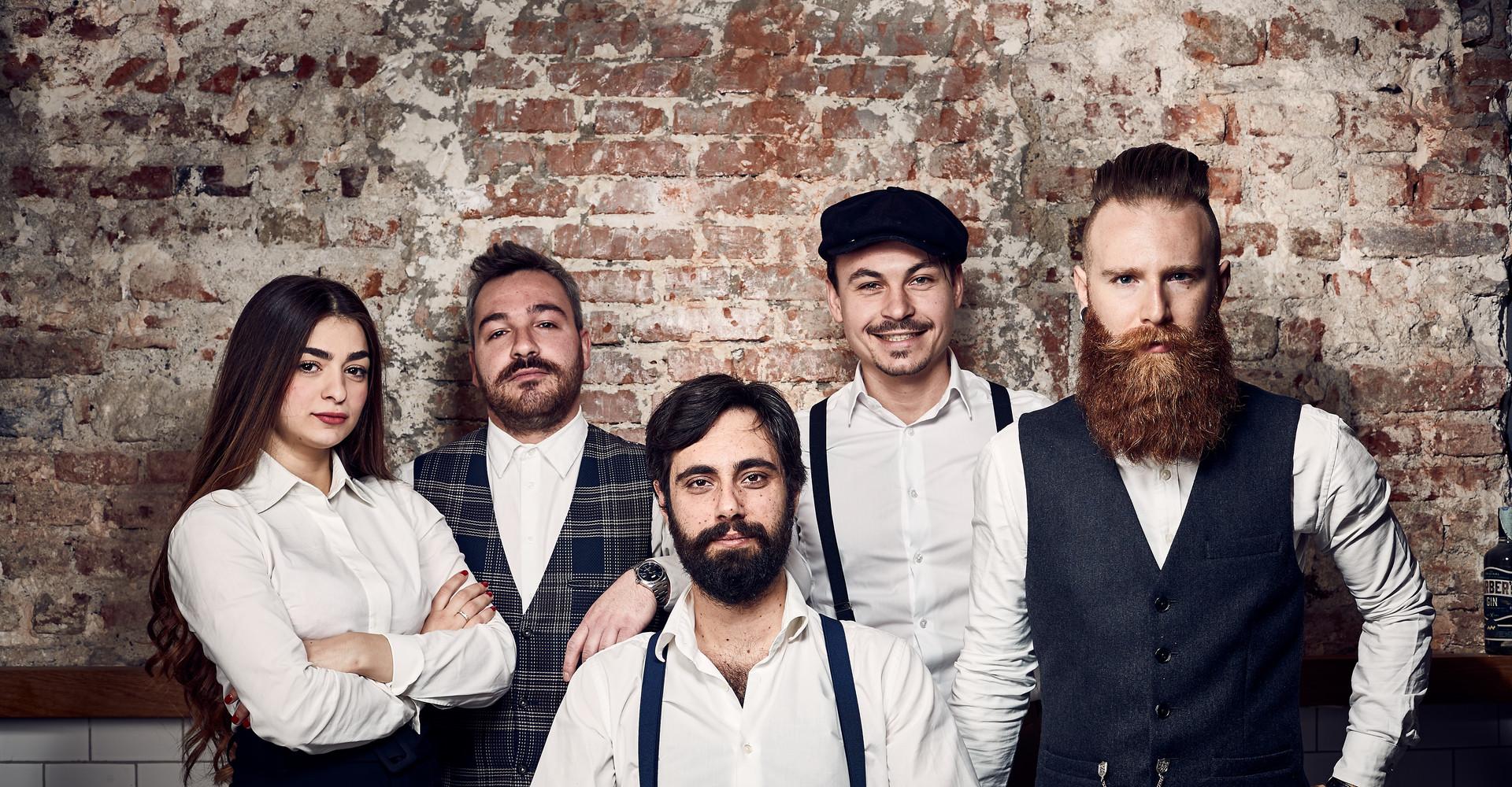 Tonsor - Gentleman Club