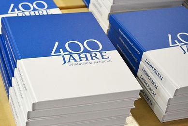 Festschrift 400 Jahre Gymnasium in Neuburg