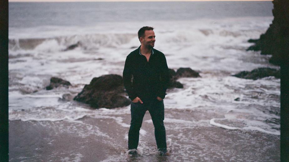 Tom Goss on film for Quayside