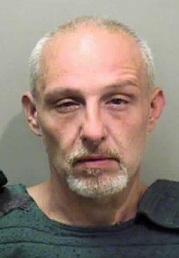 Man arrested for domestic violence