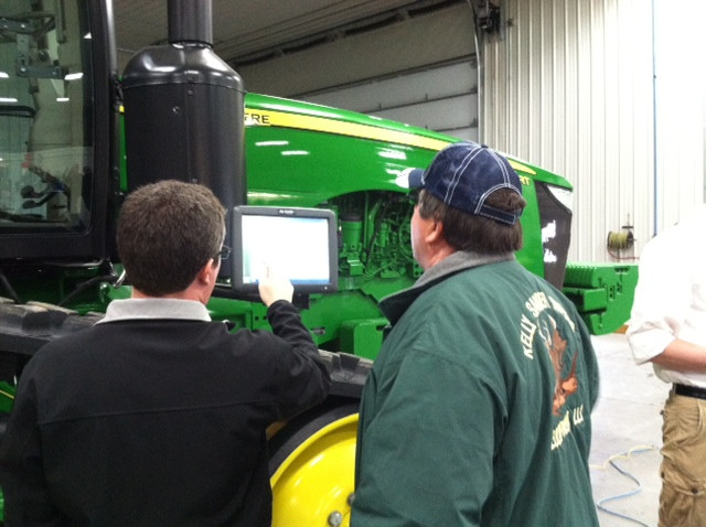 A previous spring open house at Nu-Ag Technology in Chatsworth / CIFN file photo.