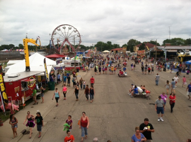 Three named to State Fair board