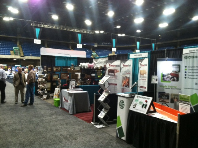 A previous IL Pork Expo is shown in Springfield/CIFN photo.