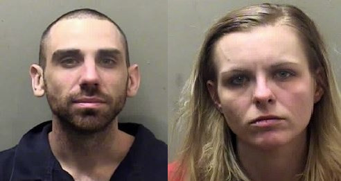 Photos courtesy of the Bloomington Police Department.