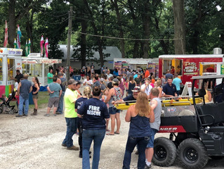 View from the Cab: Fair week is here