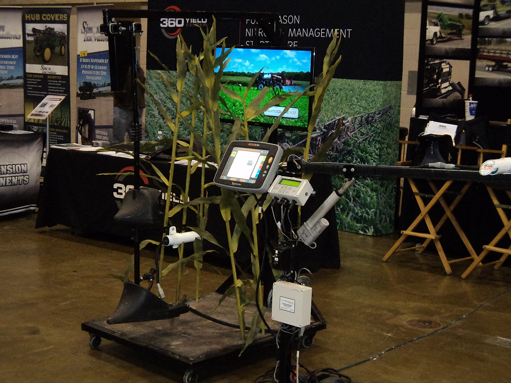 Last year's Greater Peoria Farm Show at the Peoria Civic Center / CIFN file photo.