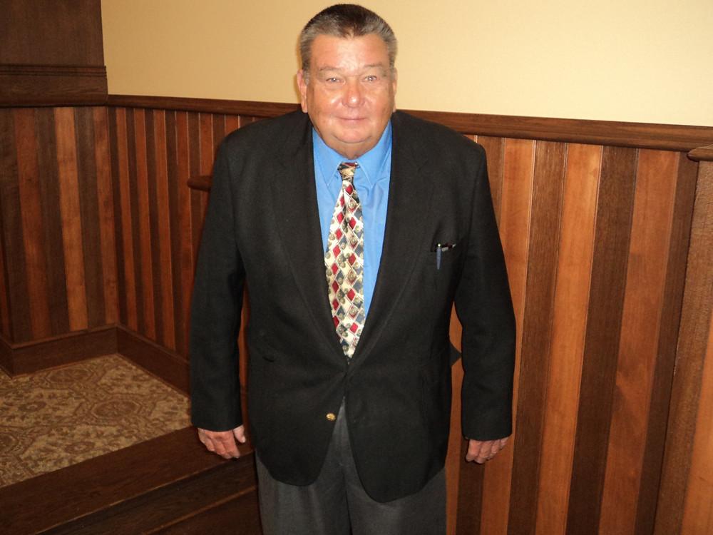Bob Young of Emington has been elected chairman of the Livingston County Board / CIFN photo