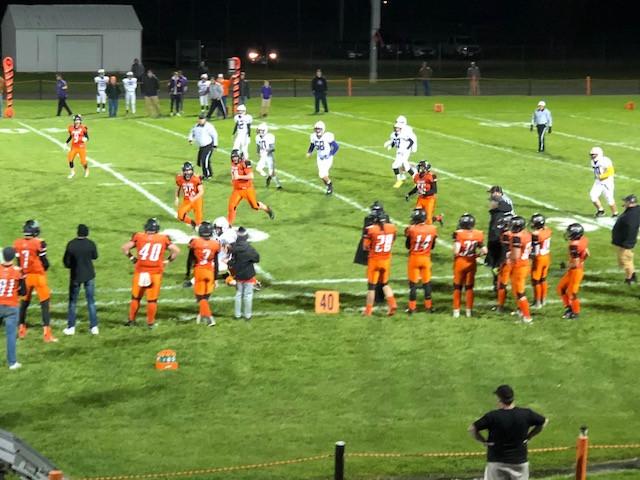 An area football game last fall / CIFN file photo.