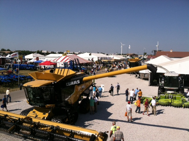The 2013 Farm Progress Show is seen in Decatur / CIFN file photo.