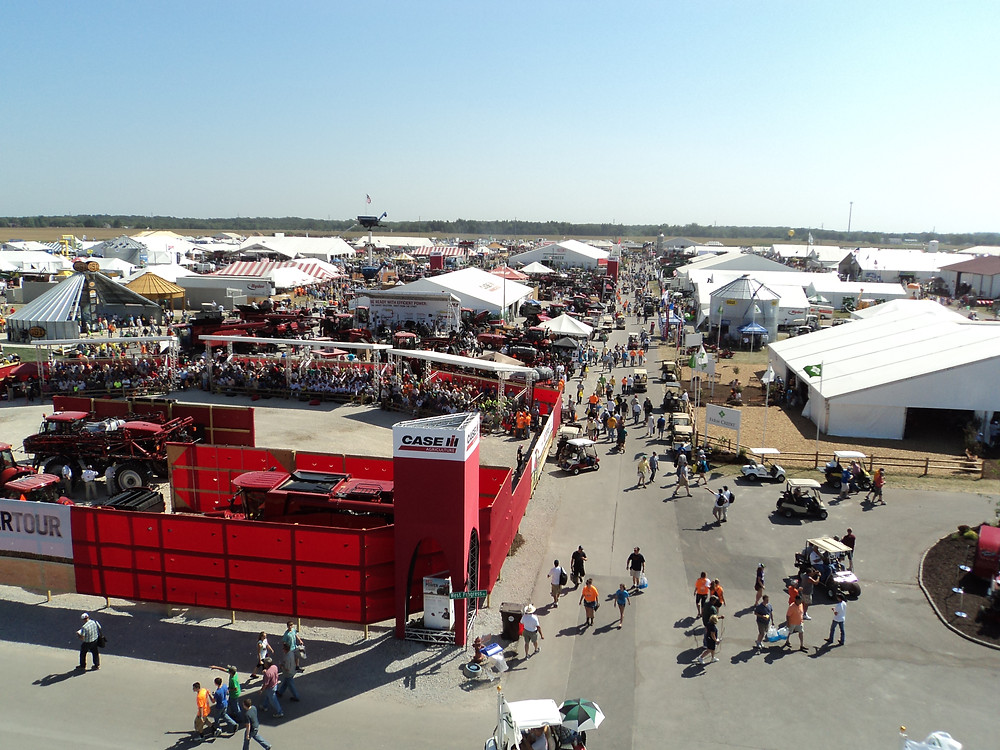A view of the Farm Progress Show at Decatur / CIFN file photo.