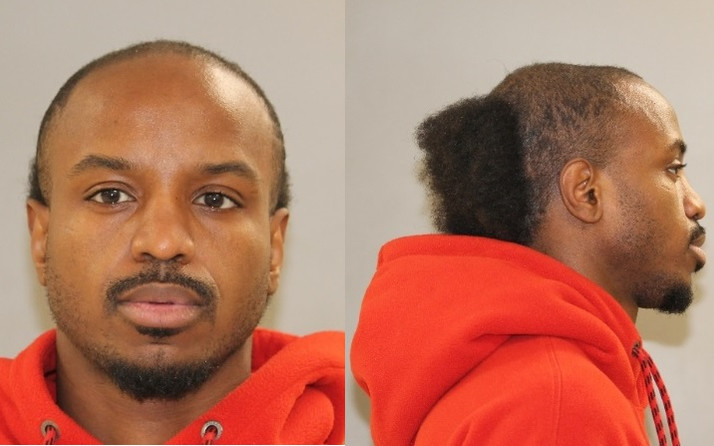 Drug arrest in Pontiac