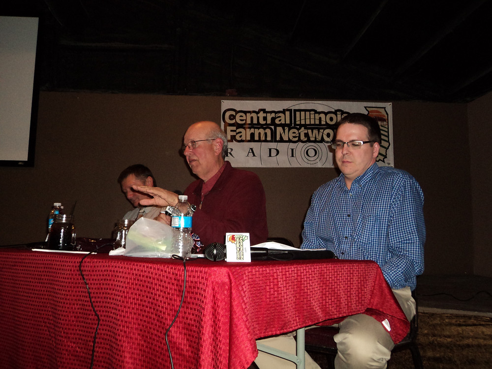 A previous Central Illinois Farm Network market outlook meeting / CIFN photo.