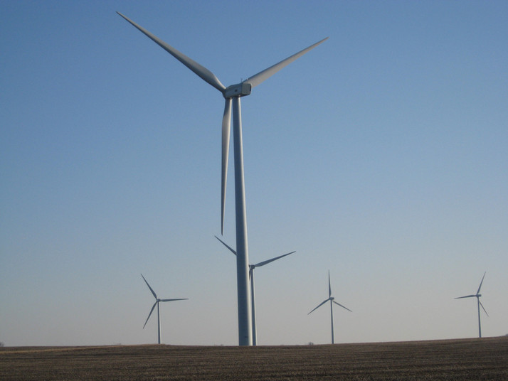 Wind farm hearing underway