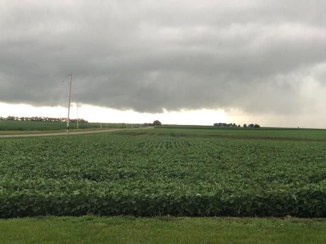 Cloudy skies shown last week in Livingston County / CIFN photo.
