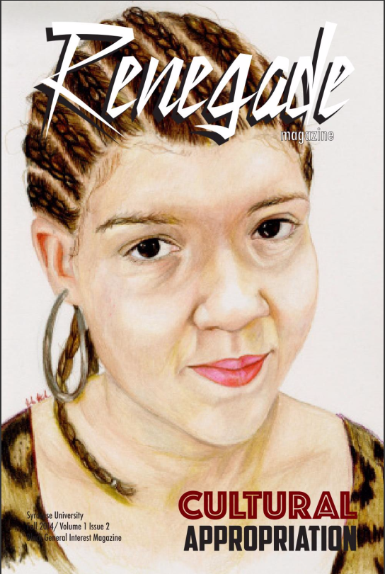 Renegade Magazine Spring 2015
