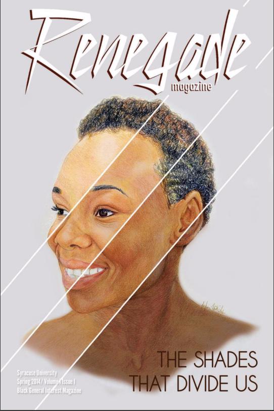 Renegade Magazine Spring 2014