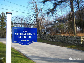 斯特姆国王学校 The Storm King Boarding School
