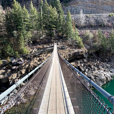 Free From Fear: The Tunnel and the Bridge