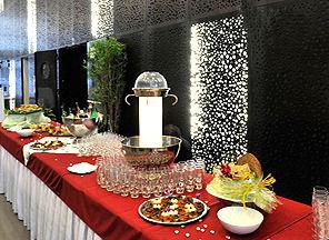 buffet, traiteur, Salons de banquets , ville de Massy