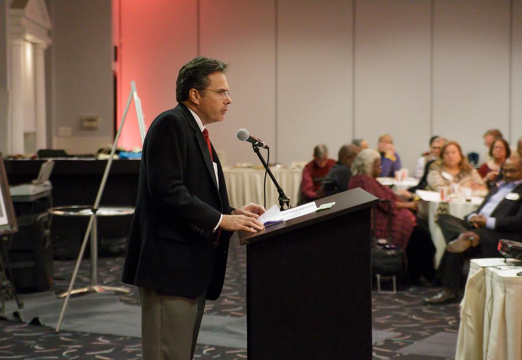 Speaker Dr. Harrison