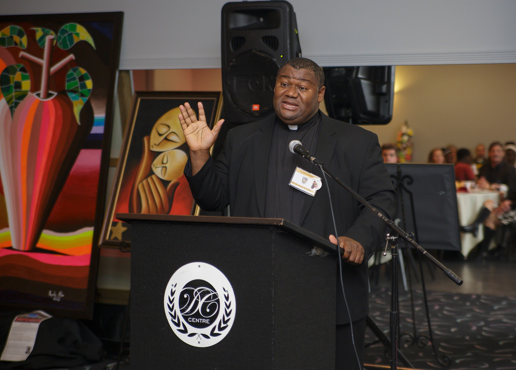 Ad Gentes Founder Rev. Fr. Vitalis