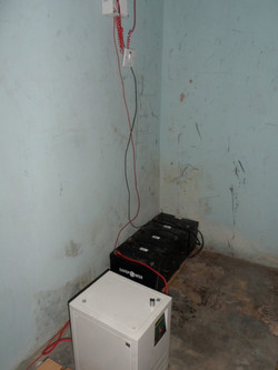 Battery and Inverter