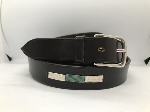 Thirsk Colour Stitch Belt