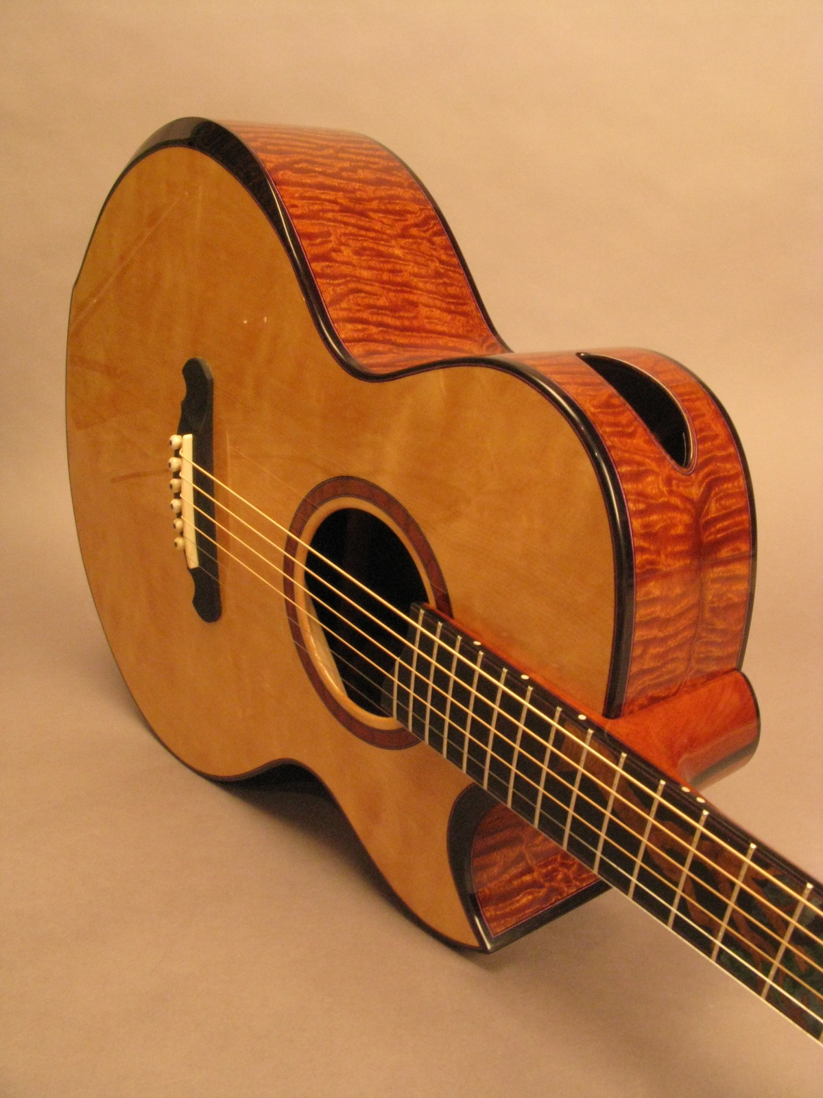 Sapele Fan Fret
