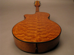 Quilted Mahogany