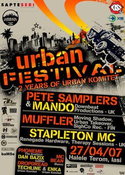 Urban Festival  1