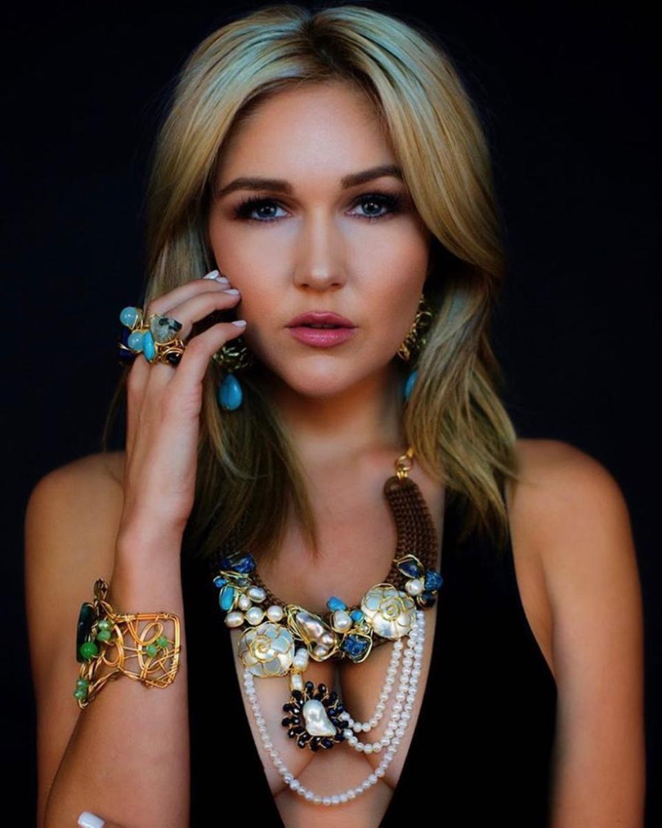 Raya Jewelry Campaign