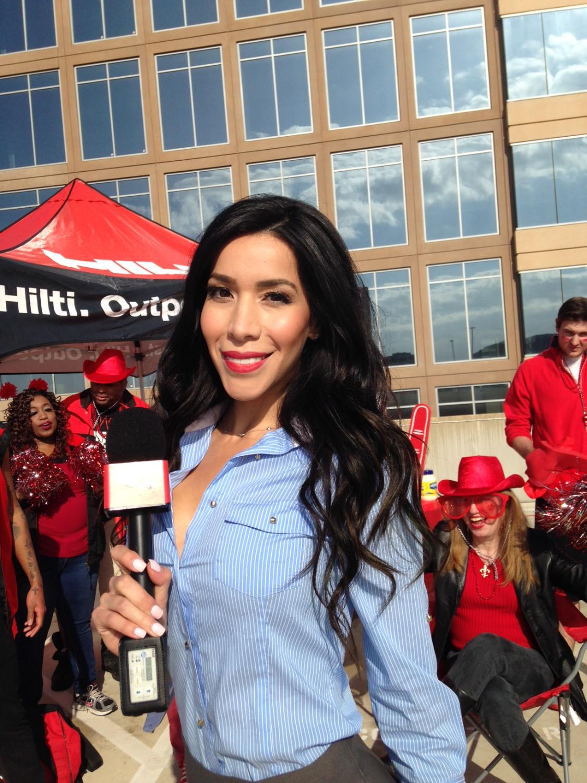 Reporter Actress