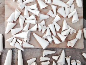 100 Porcelain Parts