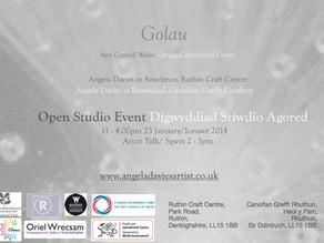 Open Studio at Ruthin