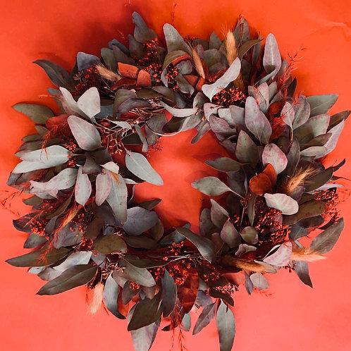 Eucalyptus in Red