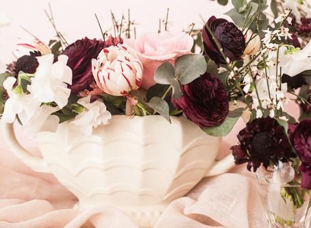 BOHO-Vintage Wedding