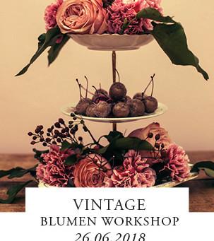 Vintage Workshop 26.06.2018