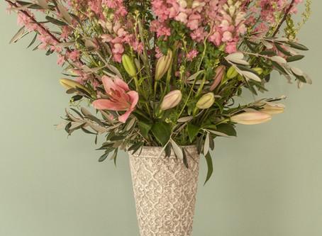Ceremony bouquets