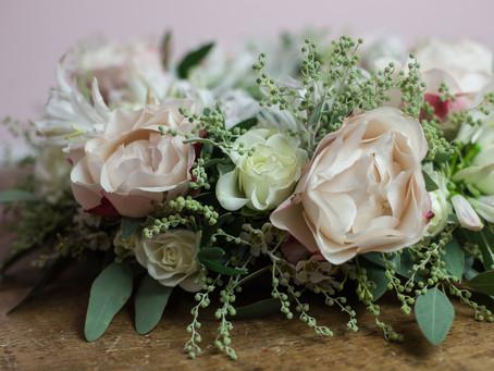 Rose Table Wreath