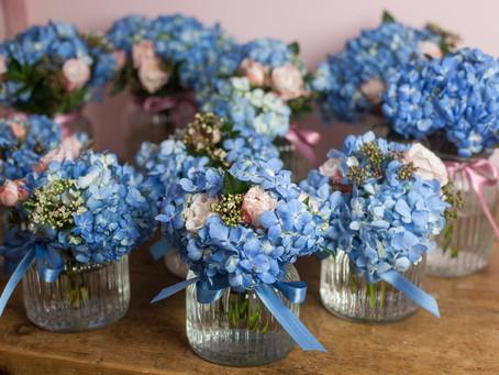 Quarz & Blue Wedding