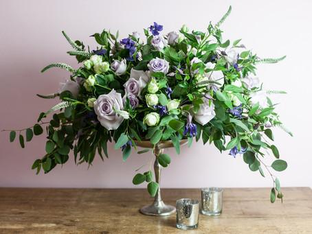 Wedding in Lilac & Purple