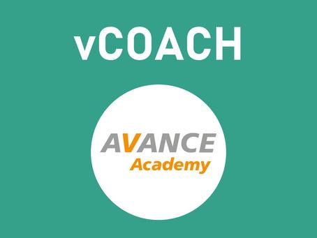 Neue Partnerschaft: vCOACH x AVANCE Academy