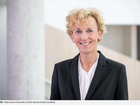 #FemaleLeadership: Was macht Sabine Bendiek so erfolgreich?