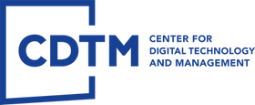 Center for Digital Technology and Management CDTM Logo